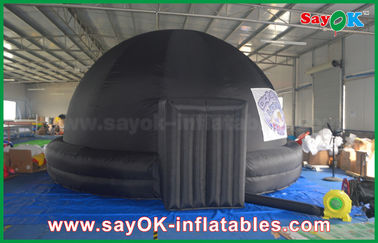 Chiny Projekt Movie Movie Indoor Kids Inflatable Planetarium 8m SGS dostawca