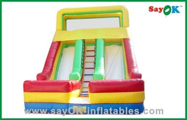 Chiny Dla dzieci Kinds Ball Inflatable Kids Funny Jump With Slide, Custom Inflatables dostawca