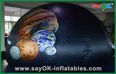 Chiny Inflatable Portable Planetarium Dome Tent dostawca