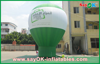 Chiny Stojak reklamowy Inflatable Balloon Oxford Cloth PVC Bottom Logo Print dostawca