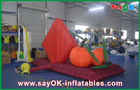 Chiny Czerwony Lucky New Year Big Festival Inflatable Products 210D Oxford Cloth For Event fabryka