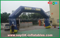 Chiny 0.45mm Giant Pvc Inflatable Archway Inflatable Gate Advertising fabryka