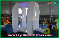 Chiny Promocyjne Protable Inflatable Lighting Money Booth Machine for Rental fabryka