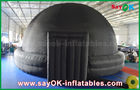 Chiny School / Showing Portable Dome Inflatable Planetarium With Mobile Projector fabryka