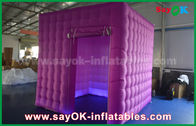 Chiny Party / Event Inflatable Lighting Decoration Lighting Cube Nylon Cloth fabryka