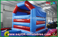 Chiny Kids Air Blow Jumping Bouncer Toys, Baby Inflatable Bounce House fabryka