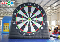Chiny 4m 210D Oxford Cloth Inflatable Soccer Darts Board do gier sportowych fabryka