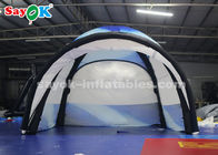 Chiny Outdoor Camping Four Legs Inflatable Air Tent Odporny na UV odporny na wilgoć fabryka