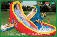 Chiny Park rozrywki Bouncer And Inflatable Bouncer Slide For Children fabryka