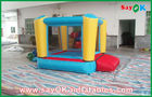 Chiny Nadmuchiwany dmuchany zamek Bouncy PVC / Oxford Simple Inflatable Bounce fabryka