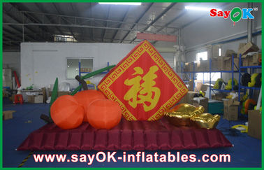 3m Middle Custom Inflatable Products Festival Promocyjne pontony