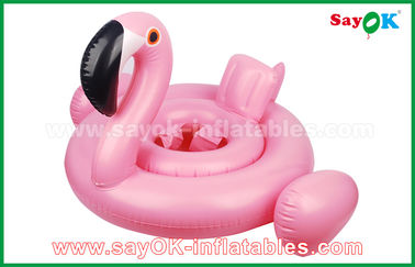 Chiny Funny Swan Unicorn Inflatable Water Toys Kids Inflatable Boat For Lake fabryka