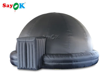 Chiny ROHS Inflatable Planetarium For Astronomy Teaching / Mobile Planetarium Projector fabryka