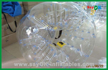 Chiny Body Zorbs Water Entertainment Inflatable Bumper Balls dla dorosłych fabryka